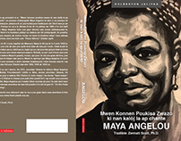 MAYA ANGELOU -Illustration & Graphic Design
