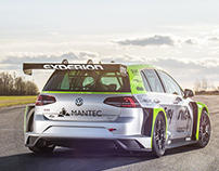 Experion Racing Golf GTI TCR