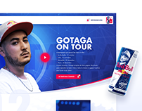 Redbull — Gotaga on Tour