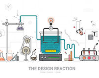 The Design Reaction | Graphic Design
