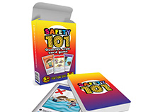 'Safety 101' Quartet style card game