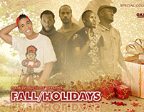 Meak Productions' Fall/Holidays Campaign