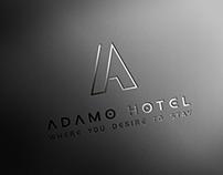 ADAMO Branding
