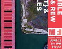 Mattress Factory Poster Series