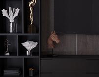 Modern Bedroom Design KWT