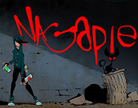 CONCEPT ART: NAGAPIE II
