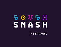 Smash Festival Branding