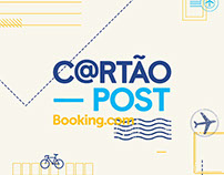 Booking.com -  C@rtão Post