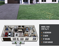 Real Estate Flyer Design Ideas
