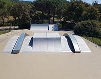Skatepark - Saint-Maxime (83)