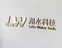 湖水科技LOGO