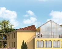 Visualisierung: Seniorenheim