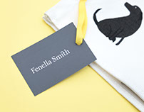 Fenella Smith Homeware — Branding & Packaging