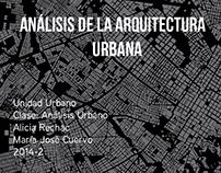 Libro Análisis de la Arquitectura Urbana