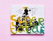 SUPER TATAR band album cover