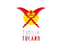 Macar Familia Tucano
