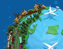 Optym Logo Animation