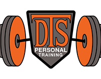 Logo Design for DT's Personal Training