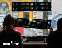 The Bookshelf - Brand & Environmental Design