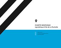 Charte signalétique // Ville de La Rochelle