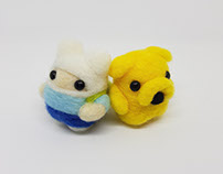 Finn & Jake - Mini Series