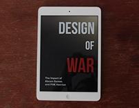 Design Of War