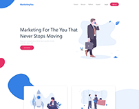 Marketing You (landing Page)