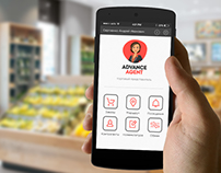 Advance agent - android app