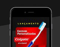 Custom toothbrushes - Colgate