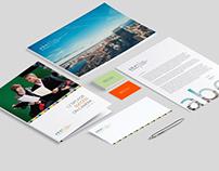 Abel Intermedia Identity Design
