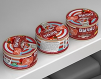 Canned fish 2011-2014
