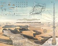 SHELTER IN DESERT