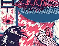 Essie Letterpress Artist Almanac 2017 / August