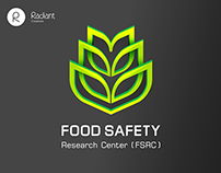 Food Safety Research Center (FSRC) Logo Design
