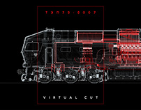 TEP 70-0007 || Virtual cut