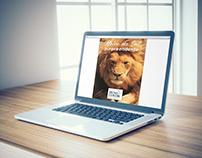 """E-book e posts """"África do Sul"""" da Mundo Color"""