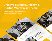 Astred - Modern Multi Purpose WordPress Theme