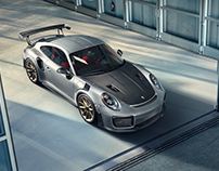 911 GT2 RS INDOOR