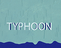 Typhoon Awareness Animated Explainer