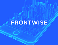 Frontwise - Brand Identity and webdesign