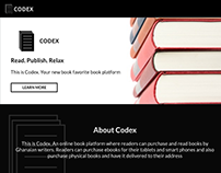 """Codex"" Project"