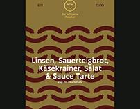 The Mindful Butcher: Poster / logo / name / restaurant