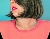Portrait of Tilie