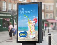 Royan 2 - campagne publicitaire