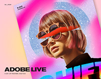 SF Posters | Adobe Live