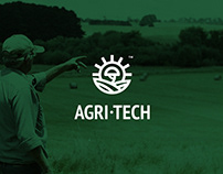 Agri-Tech Distributors Identity Design