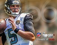 Jacksonville Jaguars 2016 Top 100