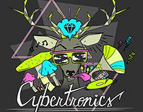 Ilustración para Cybertronics