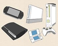 Illustrationen für Computec Media