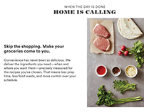 Marketing & Product/ UX Copy: Plated